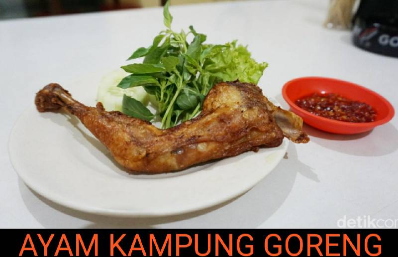 Warung Lesehan Bang Amin Jagaumkm